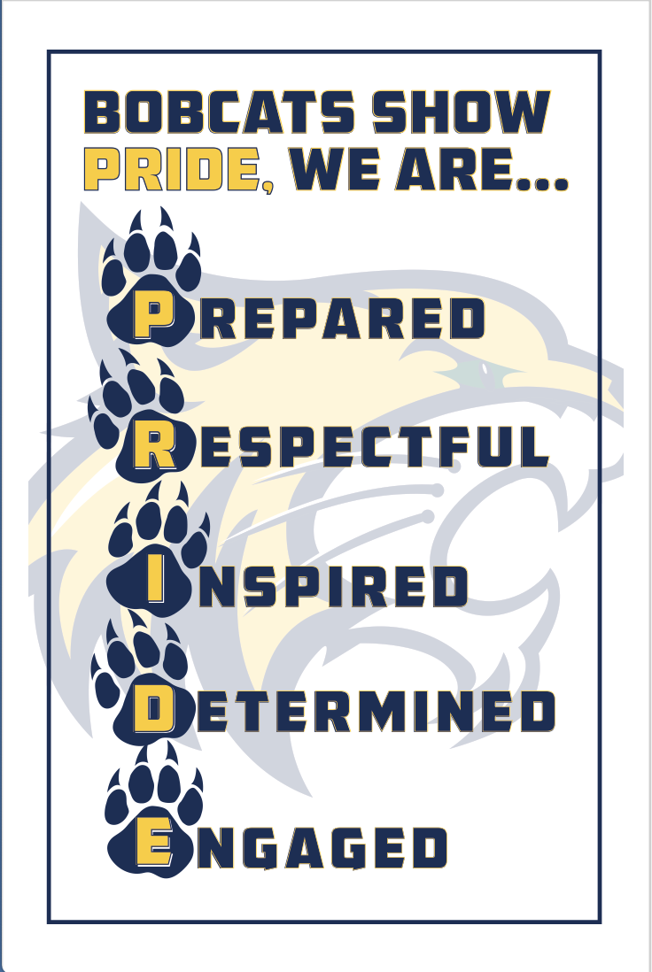 Pride 1 size